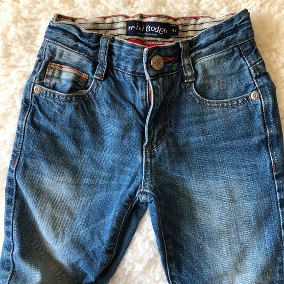 Mini Boden Other - Boys Mini Boden Jeans